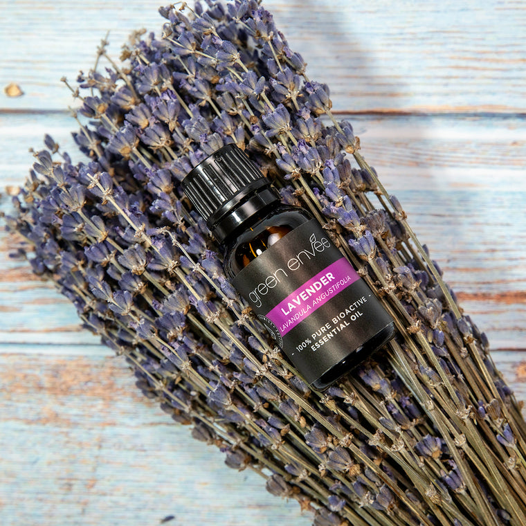 Green Envee LAVENDER pure essential oil 15ML 有機薰衣草精油