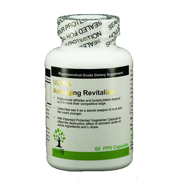 Dr. Nutraceuticals Ultra Anti-aging Revitalizer 終極童顏活化配方 (60 PPV Capsules)