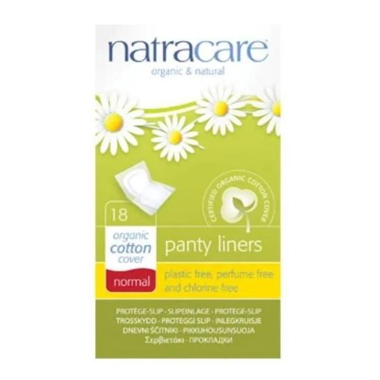 Natracare Panty Liners (Normal 18pcs)  有機棉護墊(18片)