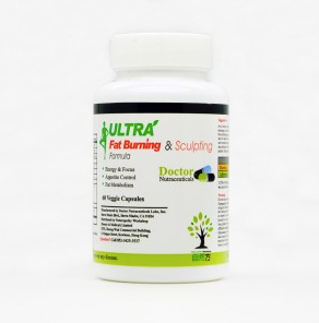 Dr Nutraceuticals ULTRA Fat Burning & Sculpting Formula 終極燒脂塑身配方 (60粒)