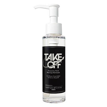 Take Off Heavenly Pure Makeup Remover 矢車菊高效卸妝液 (100ml)