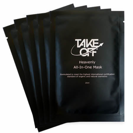 Take Off Heavenly All-In-One Mask 全能片裝面膜