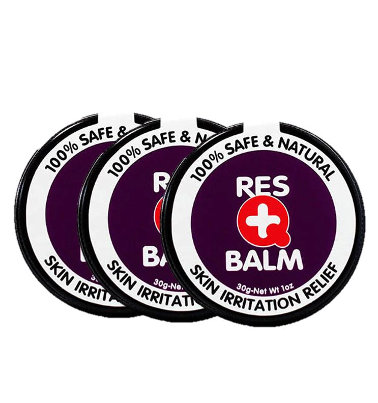 Res Q Balm Skin Irritation Relief 皮膚急救膏(30g) - 3支優惠套裝
