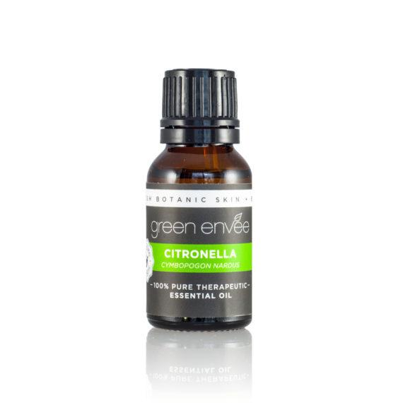 Green Envee CITRONELLA pure essential oil 15ML 有機香茅精油