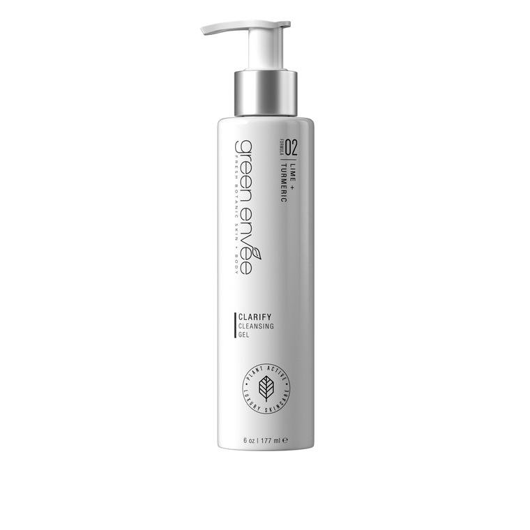 Green Envee 02 CLARIFY CLEANSING GEL  潔淨亮白凝膠 (177ML)