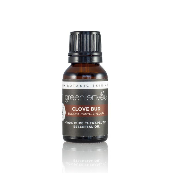 Green Envee CLOVE BUD pure essential oil 15ML 有機丁香精油