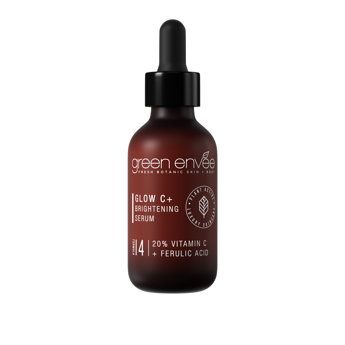 Green Envee 14 GLOW C+ BRIGHTENING SERUM 晚間C+去斑精華 (30ML)