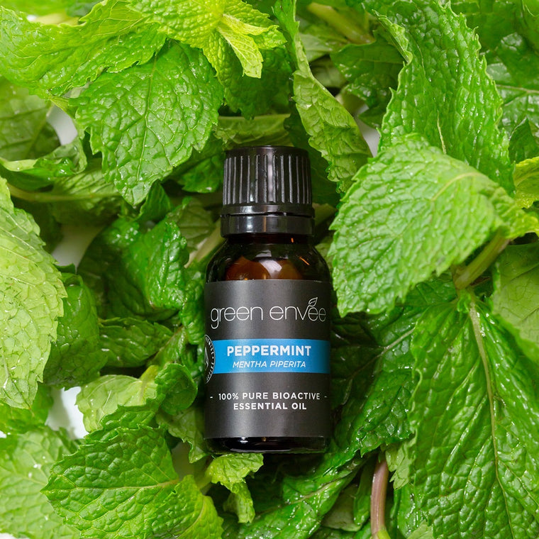 Green Envee PEPPERMINT pure essential oil 15ML 有機薄荷精油