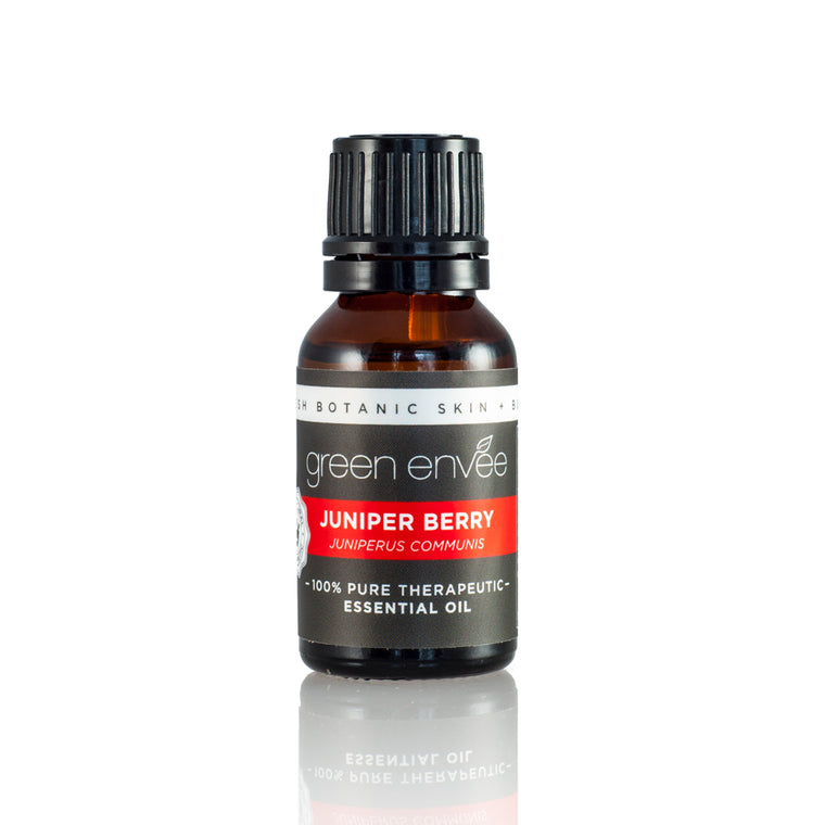 Green Envee JUNIPER BERRY (JUNIPERUS COMMUNIS) pure essential oil 15ML 有機杜松子精油