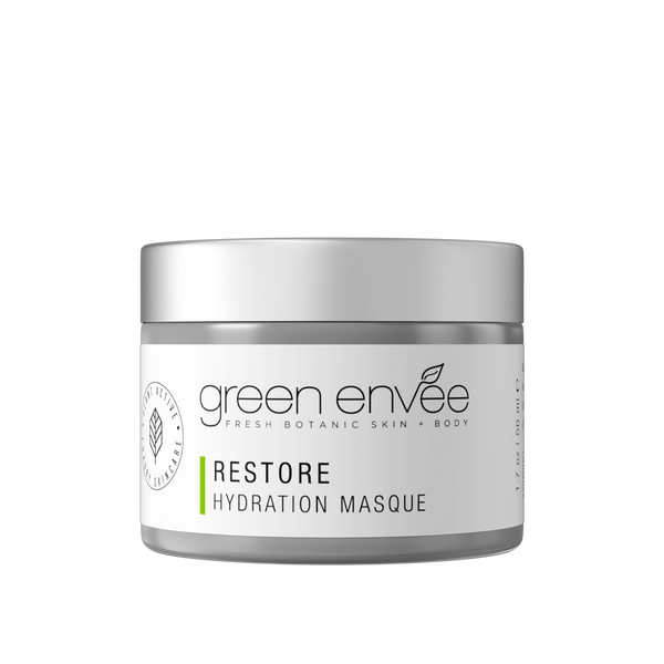 Green Envee 13 RESTORE HYDRATION MASQUE 修復保濕面膜 (50ML)
