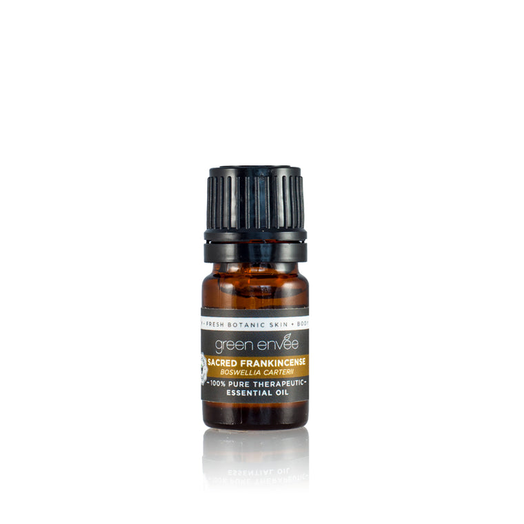 Green Envee SACRED FRANKINCENSE pure essential oil 5ML 有機乳香精油