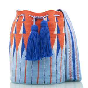 SUSU Waterfall Bucket Bag