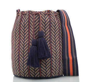 SUSU Birch Crossbody Mochila