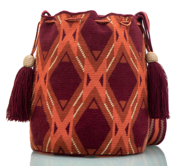 SUSU Bridge Crossbody Mochila