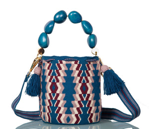 SUSU Callisto Mini Bucket with Tagua
