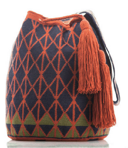 SUSU Embrace Crossbody Mochila