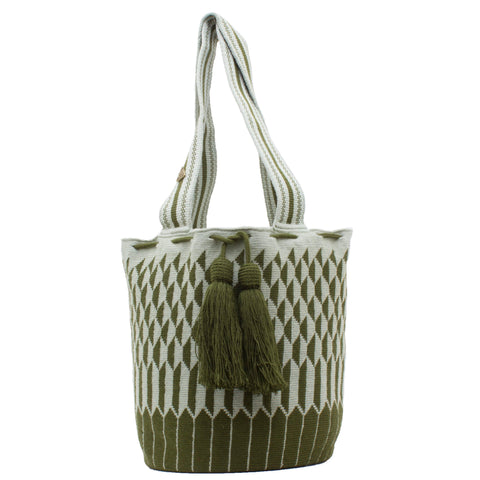 SUSU Touch Tote Green