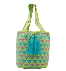 SUSU Origin Tote Green