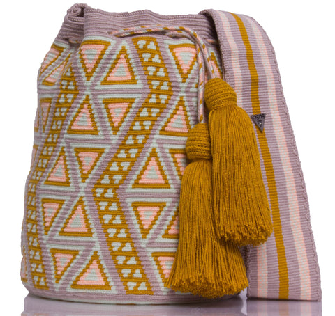 SUSU Hearth Crossbody Mochila
