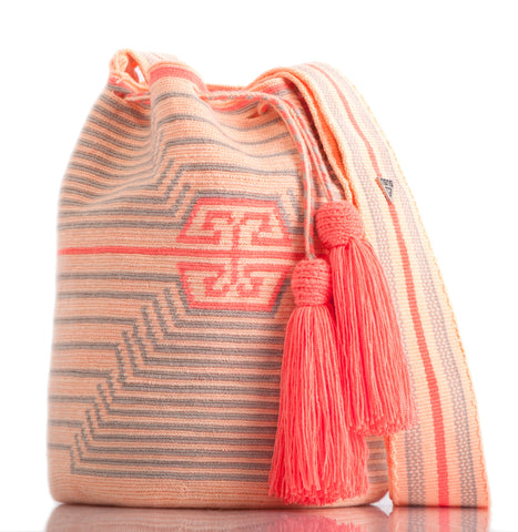 SUSU High Crossbody Mochila