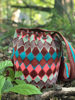 Load image into Gallery viewer, SUSU Dawn Crossbody Mochila