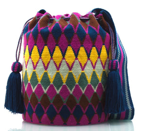 SUSU Dawn Crossbody Mochila