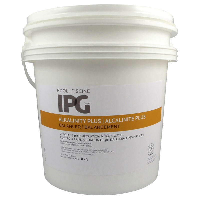 Pool Alkalinity Plus 8KG