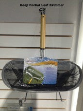 Leaf Net Skimmer - Platinum series (Color may vary) SOLD OUT