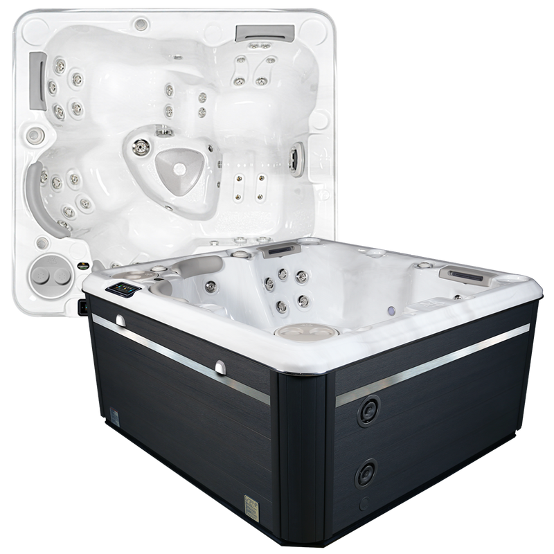 Hydropool 495 Self Clean 4 Person Hot Tub