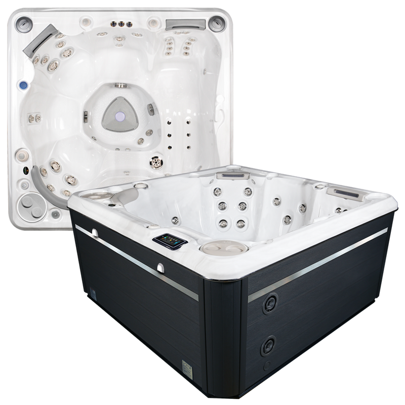 Hydropool 570 Self Clean 5 Person Hot Tub