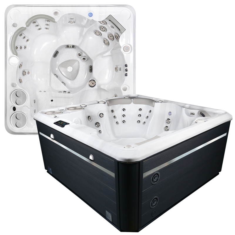 Hydropool 670 Self Clean 6 Person Hot Tub