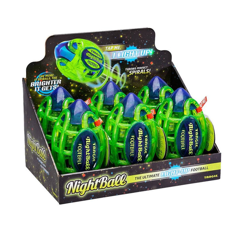 Nightball Light Up Football