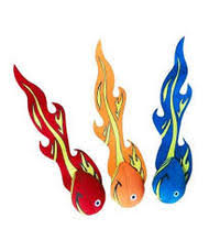 Flame Fish Dive Toy