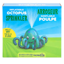 Octopus Sprinkler