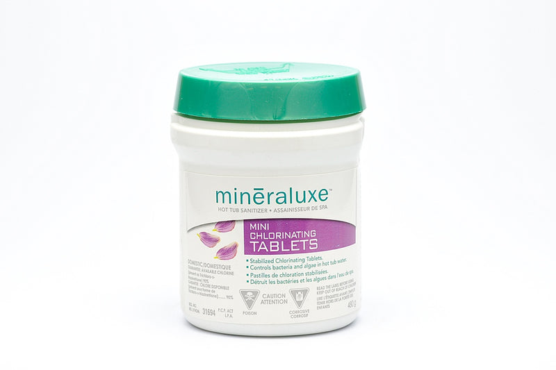 Mineraluxe Chlorinating Tablets