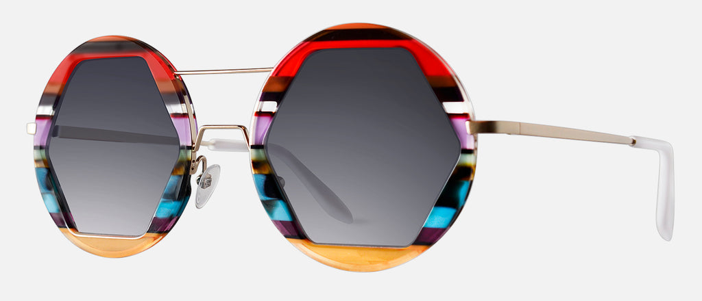ULTRA LIMITED ALBARELLA SUN ACETATE/METAL EDITION