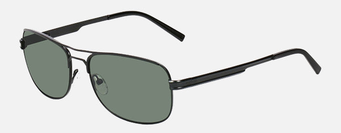 Atlas Sunwear F0460 C1 Black 57x17-140mm