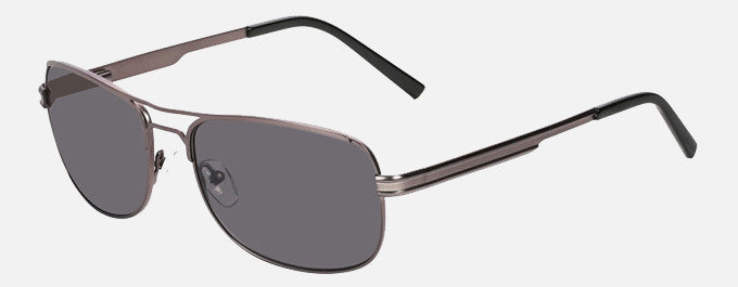 Atlas Sunwear F0460 C2 Gunmetal 57x17-140mm