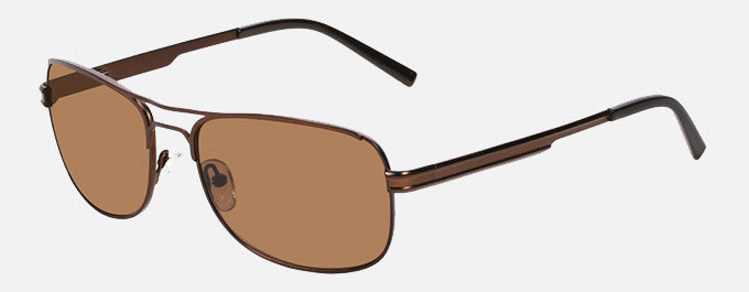 Atlas Sunwear F0460 C4 Brown 57x17-140mm