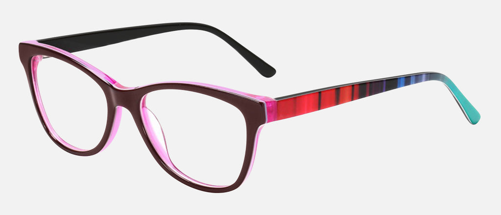 Genesis Signature G5112 C4 Burgundy/Pink 53x16-135mm
