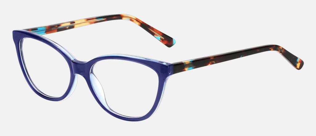 Genesis Signature G5122 C2 Blue/Tortoise 53x15-138mm