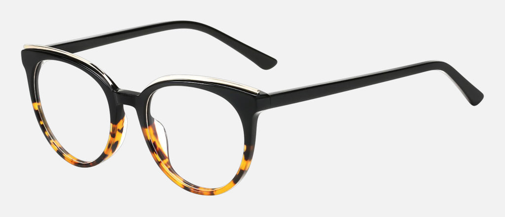 Genesis Signature 5129 C4 Black-Tortoise/Gold 50x18-140mm