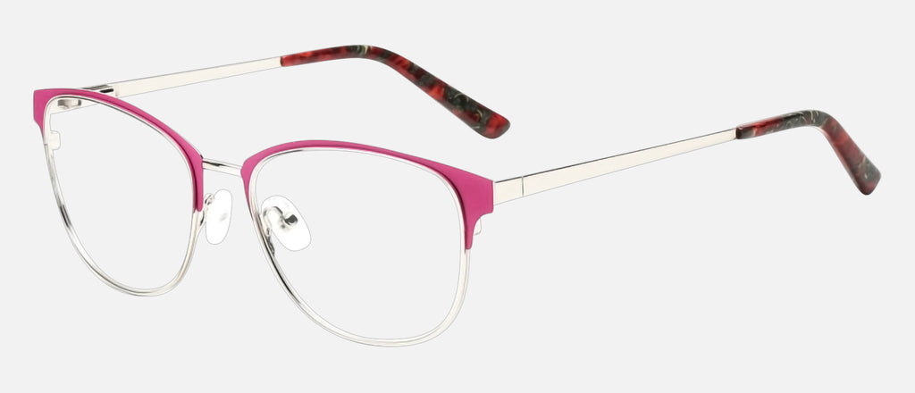 Genesis Signature 5130 C4 Rose/Silver 53x17-135mm