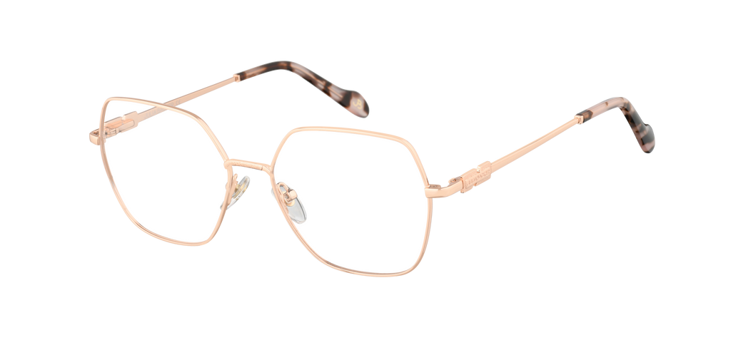 Julia Backer C2 Rose Gold 54x16-140mm