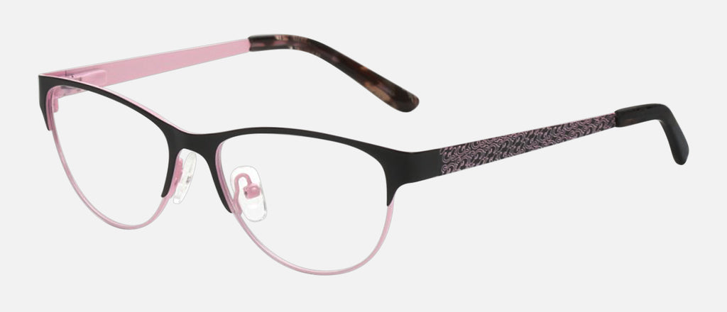 K2855 C1 Black/Rose 49x14-130mm