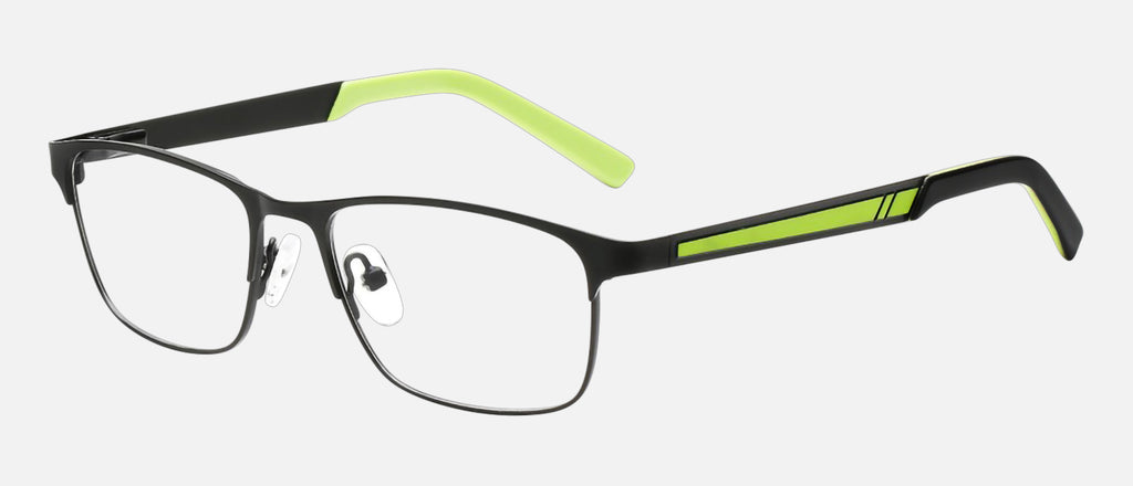 K2862 C1 Black/Lime 48x15-130mm