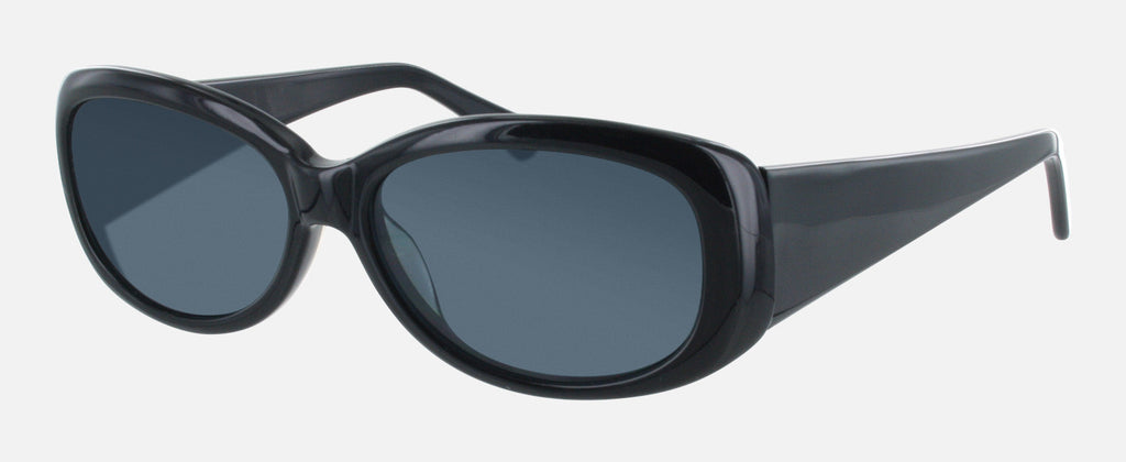 Atlas Sunwear POL906 C1 Black 56x16-140mm