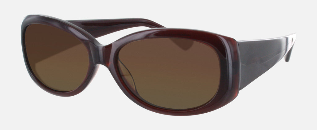 Atlas Sunwear POL906 C2 Brown 56x16-140mm