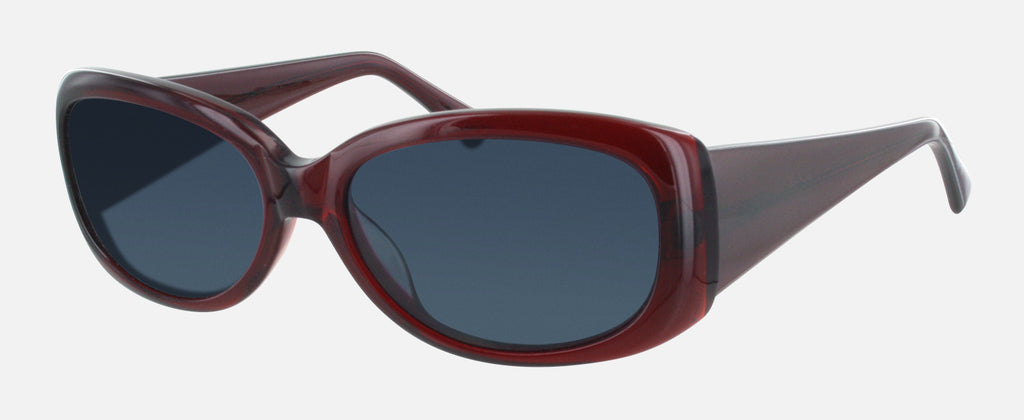 Atlas Sunwear POL906 C4 Bordeaux 56x16-140mm