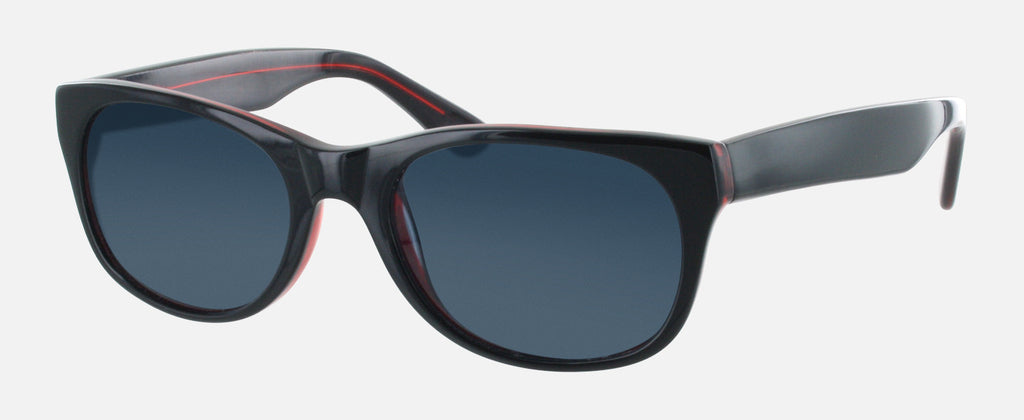 Atlas Sunwear POL915 C4 Black/Rouge 49x18-145mm